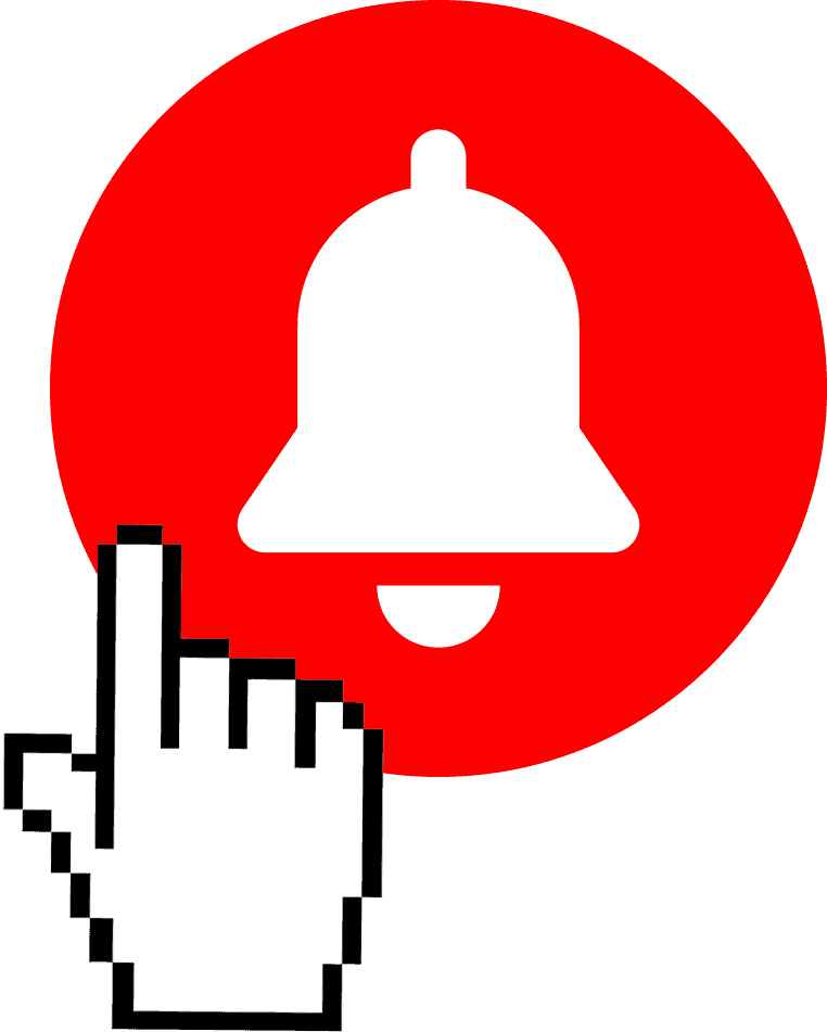 searchpng.com youtube bell icon png image free download The Fan Engagement Platform for Music Artists, YouTubers and Celebrities