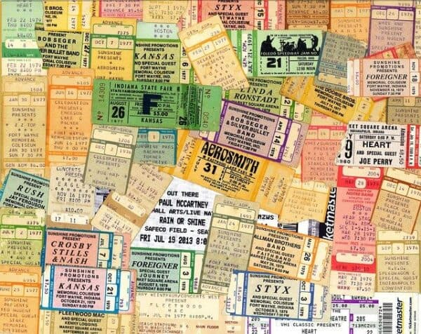 ticketstickets Our Services